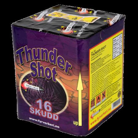 122-ThunderShot Engelsrud Fyrverkeri