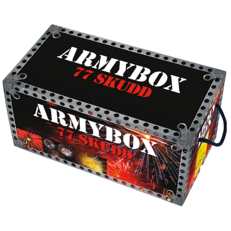 531-ArmyBox, Engelsrud Fyrverkeri