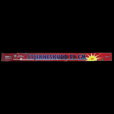 917-Stjerneskudd59cm Engelsrud Fyrverkeri